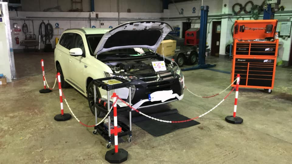 Lancaster electric car / vehicle repair and servicing